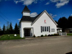 Alger United Methodist Church - 300 x 225