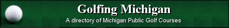 Banner - Golfing Michigan