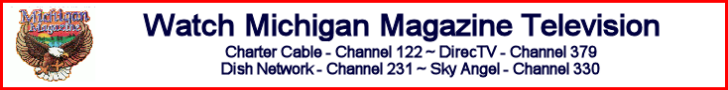 Banner - Michigan Magazine TV 728x90