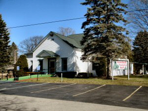Greenbush Township Hall