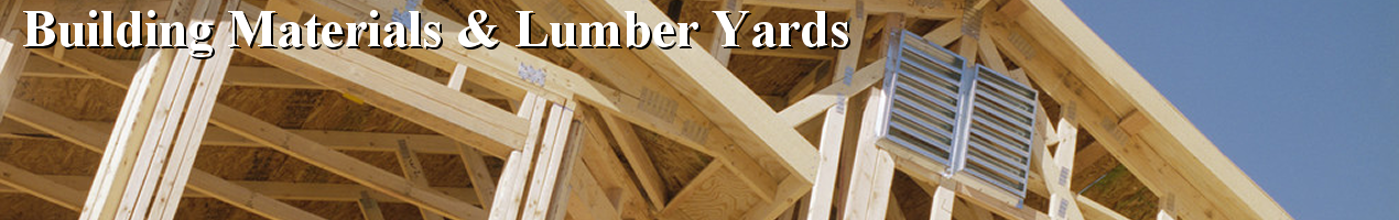 Masthead - Building Materials & Lumber Yards