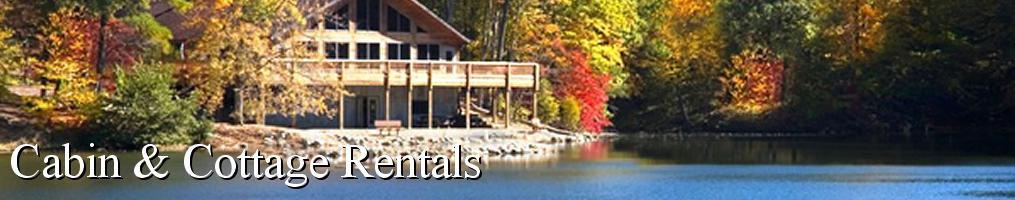 Northern michigan cabin cottage rentals n z for Northern michigan cabin rental