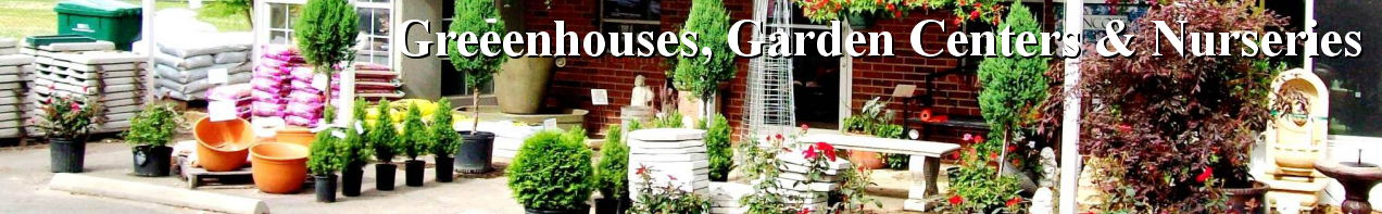 Northern Michigan Greenhouses Garden Centers Nurseries