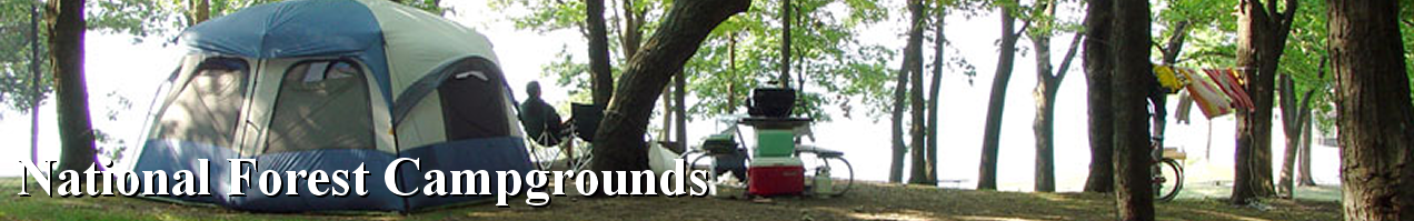 Masthead - National Forest Campgrounds