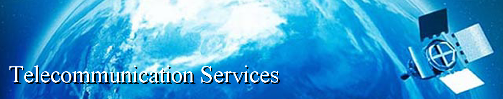 Masthead - Telecommunication Services