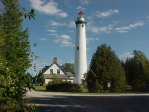 New Presque Isle Lighthouse - 300 x 225