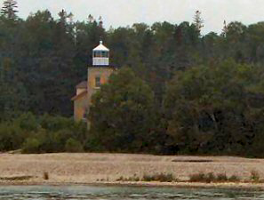 Old Bois Blanc Island Lighthouse - 300 x 225