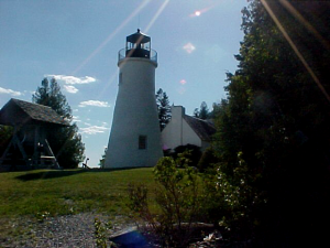 Old Presque Isle Lighthouse - 300 x 225