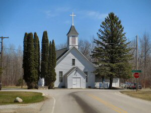 Saint Gabriel Catholic Church at Black River