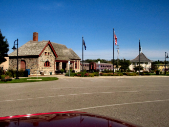 The Standish Historical Depot, Welcome Center and Farm Market