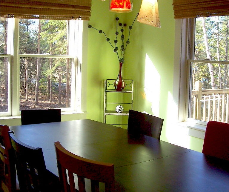 The Surf Cottage Dining Room