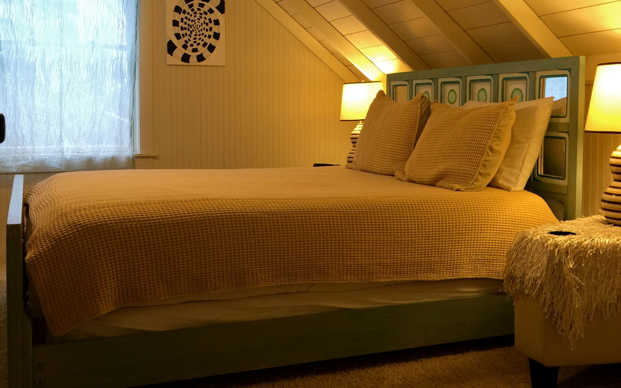 The Surf Cottage Bedroom